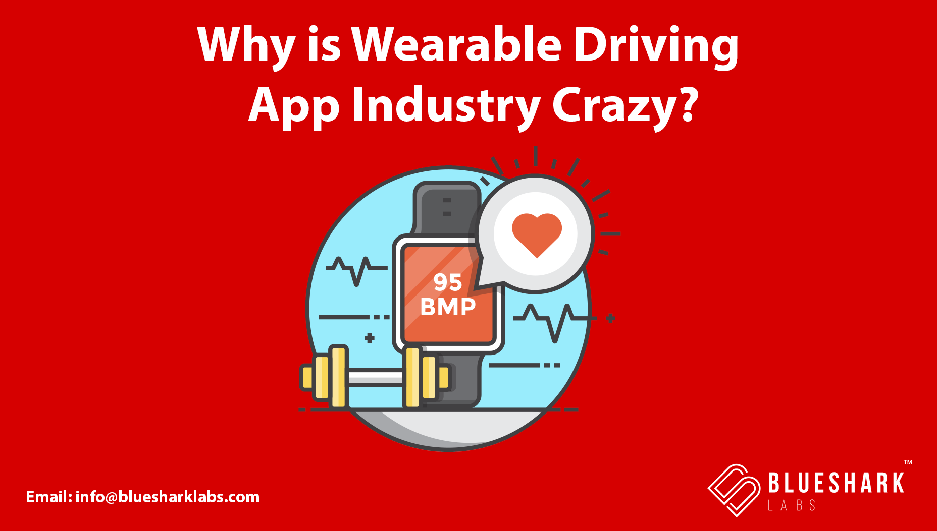 Why is Wearable Driving App Industry Crazy?