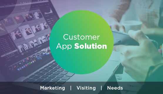 customer-app-solution